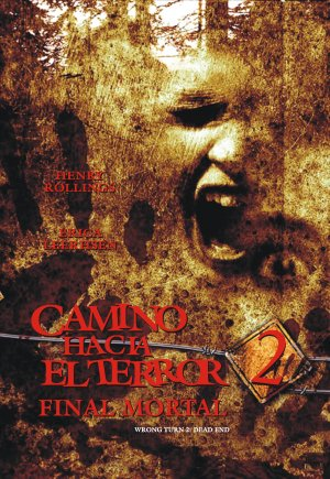 Wrong Turn 2: Dead End 2142x3104
