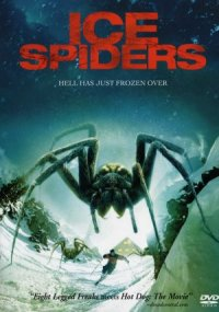 Ice Spiders poster