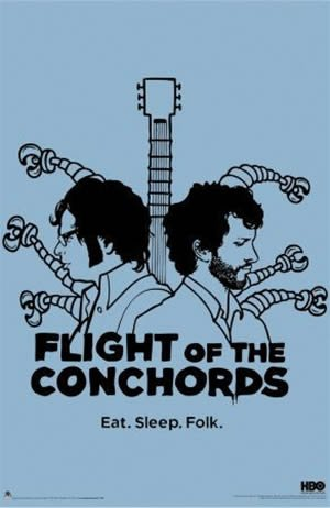 Flight of the Conchords 300x462