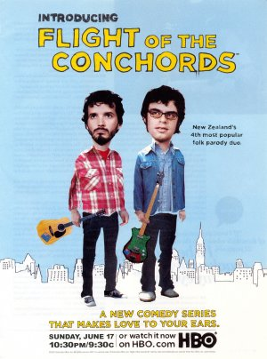 Flight of the Conchords 1549x2085