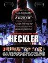Heckler poster