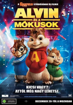 Alvin and the Chipmunks 488x700
