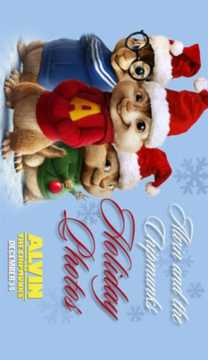 Alvin and the Chipmunks 300x518