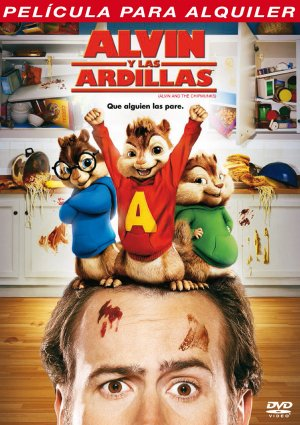Alvin and the Chipmunks 600x850