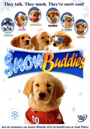 Snow Buddies Dvd cover