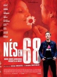 Nés en 68 poster