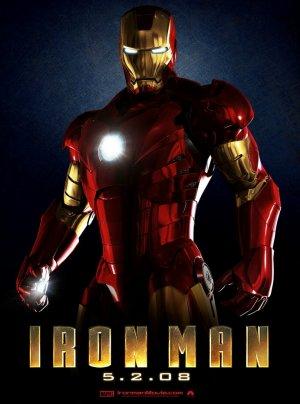 Iron Man 691x930