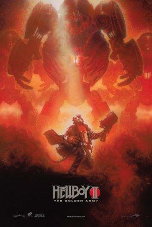 Hellboy II: The Golden Army 3000x4459