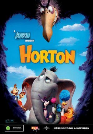 Horton hört ein Hu 485x700