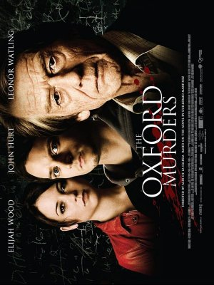 The Oxford Murders Theatrical poster