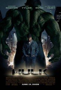 Der unglaubliche Hulk poster
