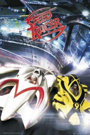 Speed Racer 480x720