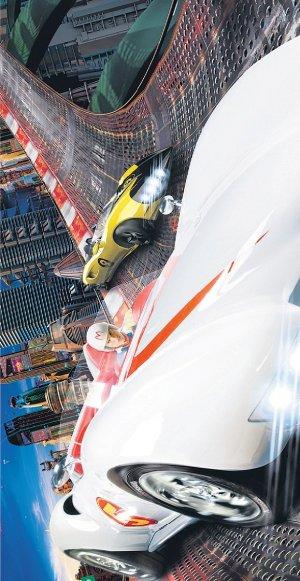 Speed Racer 579x1121