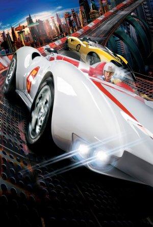 Speed Racer 3375x5000