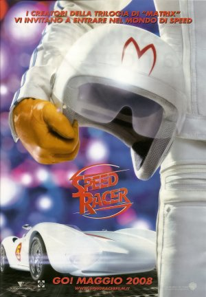 Speed Racer 1617x2328