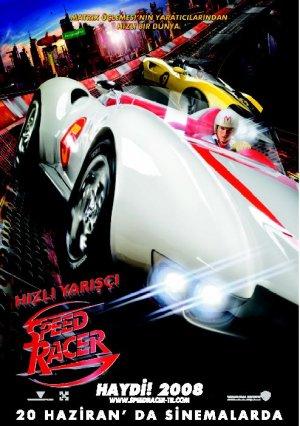 Speed Racer 494x702