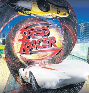 Speed Racer 1121x1173