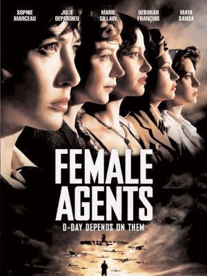 Female Agents - Geheimkommando Phoenix 600x800