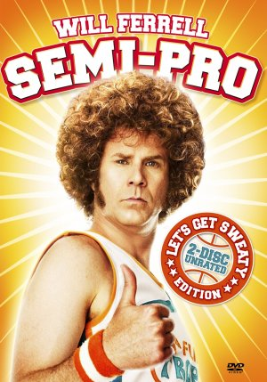 US dvd cover for Semi-Pro