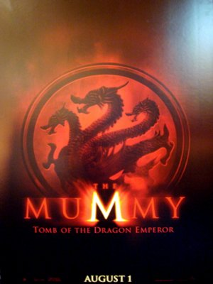 The Mummy: Tomb of the Dragon Emperor 405x540