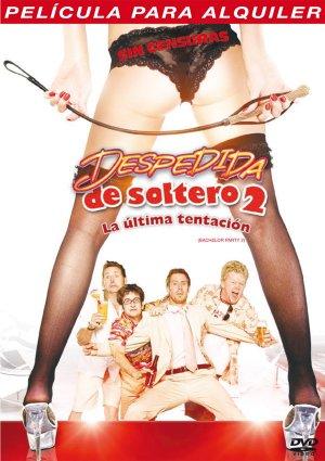 Bachelor Party 2: The Last Temptation 600x850