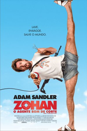 You Don't Mess with the Zohan 945x1417