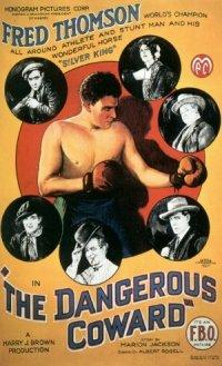 The Dangerous Coward poster