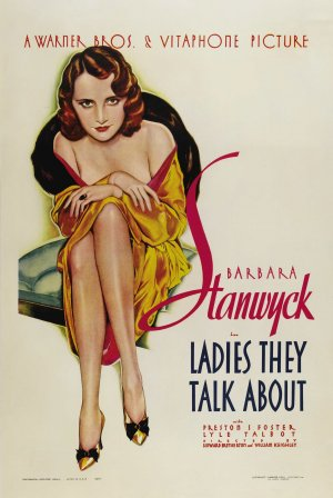 Ladies They Talk About Theatrical poster