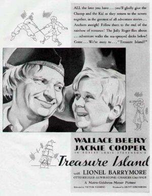 Treasure Island 414x536