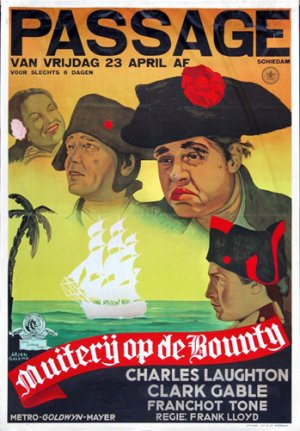 Mutiny on the Bounty 349x501