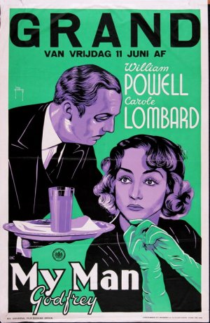 My Man Godfrey 521x800