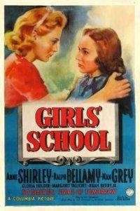 Girls' School poster