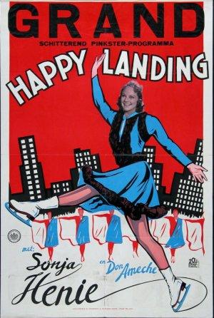 Happy Landing 536x797