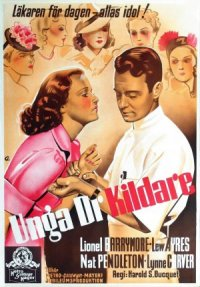 Young Dr. Kildare poster