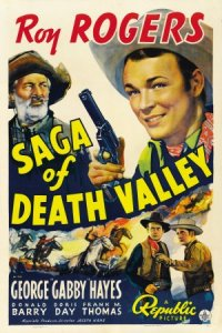 Saga of Death Valley poster