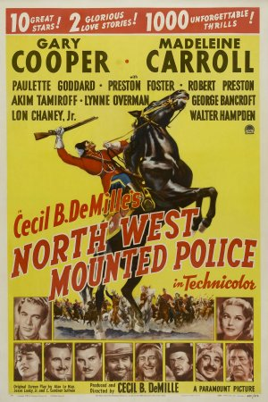 North West Mounted Police 2117x3175