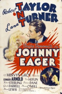 Johnny Eager poster