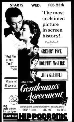 Gentleman's Agreement 625x1024