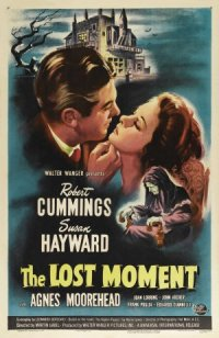 The Lost Moment poster