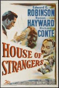 House of Strangers poster