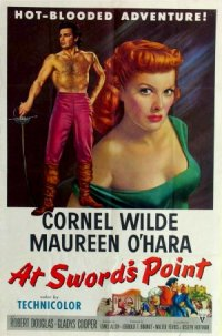 At Sword's Point poster