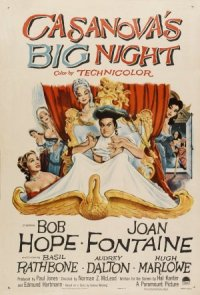 Casanova's Big Night poster