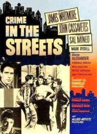Crime in the Streets poster