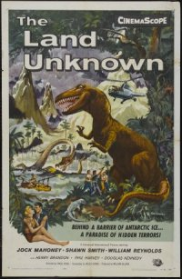 The Land Unknown poster