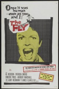 The Fly poster