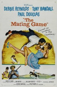 The Mating Game poster