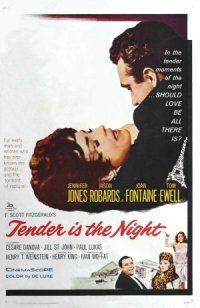 Tender Is the Night poster