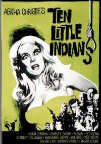Agatha Christie's Ten Little Indians poster