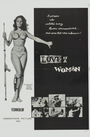 Death Is a Woman Poster