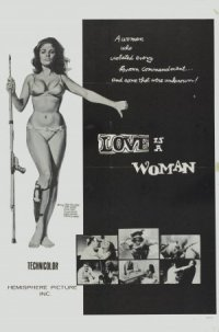 Love Is a Woman poster